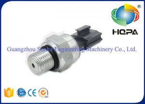 China Copper Plastic Excavator Solenoid Valve , Pump Pressure Switch 4436536 on sale