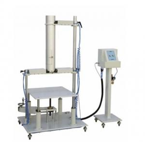 China Falling Dart Impact Tester , Drop Weight Impact Test Machine For Plastic Luggages on sale