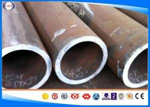 China A106 Standard Carbon Steel Seamless Pipe Grade B or C Steel Material WT 2-150 Mm on sale