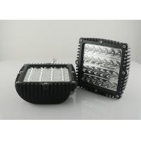 2 PCS 5.5Inch 72W 7000LM LED Vehicle Work Light Flood Spot Combo Beam for Off Road Boat