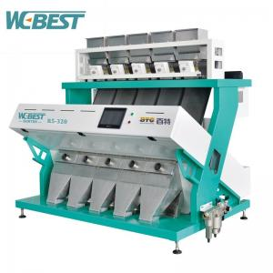 China CCD Intelligent coffee bean color sorting machine with STOCK PRICE on sale
