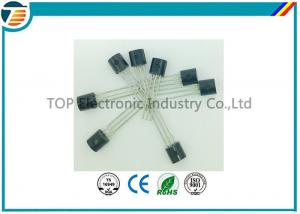 China TO-92 2N3904 NPN Transistor Integrated Circuit Parts Through Hole Mounting on sale