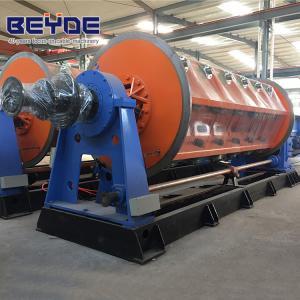 China 61 Bobbins Rigid Frame Stranding Machine For Aluminum / ACSR Wire on sale