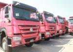 Brand New Tri Axle Dump Truck, Hydraulic Dump TruckWith Manual Transmission