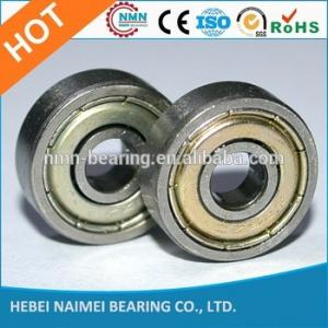 China Cheap carbon steel bearing 625 2RS deep groove ball bearing on sale