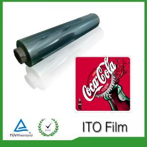 China EL Conductive ITO Film/ITO PET Film/ITO Film on sale