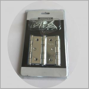 China Residential  Blister Packing Hinge , House Contemporary Door Handles Long Working Life on sale