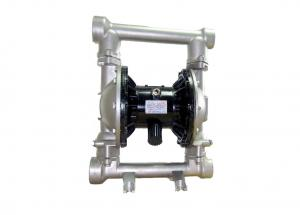 China Corrosive Liquid Pneumatic Operated Diaphragm PumpAir Compressor Adjustable Flow on sale