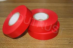 China Household PVC Electrical Tape Wrap Tightly High Temperature Electrical Tape on sale