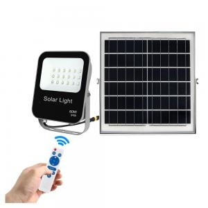 China Waterproof IP65 Classic 60Watt Solar Powered Exterior Flood Lights on sale