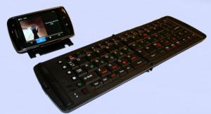 China Foldable Bluetooth Android system Flexible Usb Keyboard on sale
