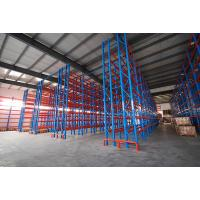 China Selective Pallet Rack VNA Pallet Racking For Warehouse Storage on sale