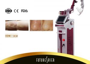 China 3 Systems Co2 Fractional Laser Machine 10600nm Wavelength For Wrinkle Removal on sale