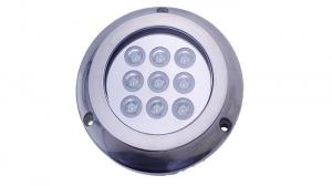 China 316 Stainless Steel Underwater LED Boat Light / 24W Marine LED Navigation Light on sale