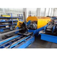 30 - 40 M/Min Drywall Stud And Track Roll Forming Machine With Servo Flying Cutoff