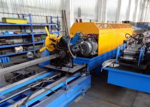 China 30 - 40 M/Min Drywall Stud And Track Roll Forming Machine With Servo Flying Cutoff on sale