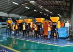 Plastic Raw Material Gravimetric Mixer Machine 1200 KG Per Hour With High Accuracy