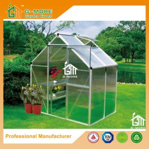 China Low Cost Agriculture Aluminum Green House Equipment - 133 x195x185cm(L X W X H) on sale