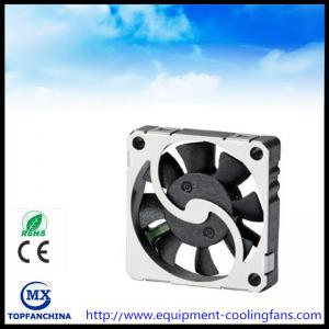China Mini Dc 5v 3.3v 2.4v Axial Flow Fan Used For Notebook / Laptop / Small Equipment on sale