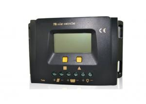 China Intelligent PWM Solar Power Charge Controller 30A 12V 24V 48V LCD Display on sale