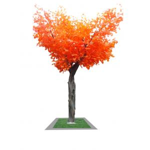 China Professional factory simulation maple tree/Artificial maple Tree on sale