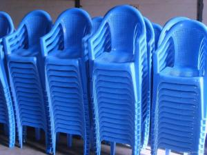 China Stackable Chair Plastic Mold Making Machine Horizontal Type CE ISO Listed on sale