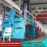 Hot! Hydraulic CNC Plate rolling machine/Italian imported machine,4 roller plate rolling machine