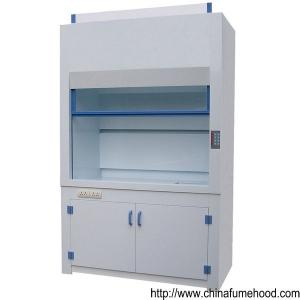 China Exhaust Chemical Fume Hood With PP Material For Lab Distributors on sale