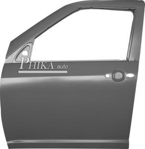 China Easy Installation Suzuki Swift Car Front Door Panel Replacement , Car Body Parts on sale