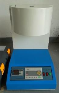 China Electronic Plastic Testing Machine , MFR Plastic Melt Flow Index Testing Instrument on sale