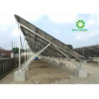 Cost Economical PV Solar Panel Mounting Systems With Excellent Endurance