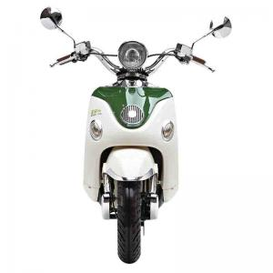 China EEC White 3000W EEC Electric Moped Scooter LS-EZNEN UF4 L6570 For Working on sale