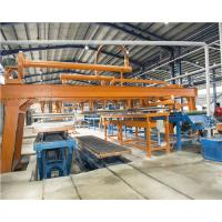 China Green Calcium Silicate Board Production Line Equipment on sale