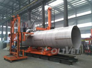 China Stainless steel tank fit-up plasma welding center stainless steel tank welding hot sale on sale