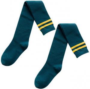 China Fashion Knitting Dress Girls Socks / Fancy Dress Socks Cotton Women Socks Polyester Material on sale