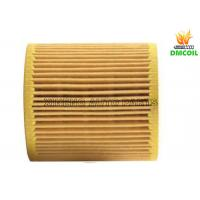 China Small Flow Resistance Auto Oil Filters With Strong Filtration Ability on sale