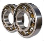 Jis SUJ2 Single Row ABEC3 - ABEC9 grease 6200 Ball Bearing with 15mm, 17mm, 20mm Bore