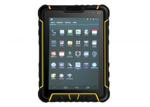 China Rugged 7 Inch Android Industrial Windows Tablet With Biometric Fingerprint Reader on sale