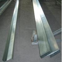 Z275 Structural galvanized steel z purlins for metal building materials