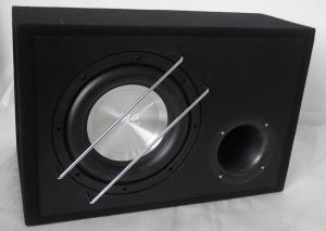 China 4 Ohm Voice Coil Boombox Audio System Pressed Paper Cone 10 Inch on sale