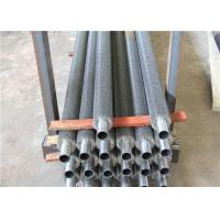 China Longitudinal Square Boiler Fin Tube Extruded Embedded Type Heat Exchanger Support on sale