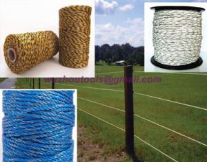 "China Farm Fencing rope Hot Rope"" electric fence on sale"