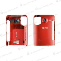 China Back Housing-Red For HTC Desire HD on sale