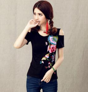 China Women T-shirt on sale