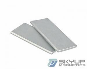 China NdFeB magnets In Block shape used in Electronics.motor magnets ,generators.produced by professional magnet manufacturers on sale