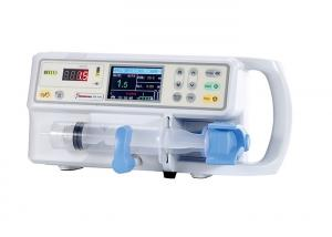 China High Precision Medical Syringe Infusion Pump Light Weight For Critical Care on sale