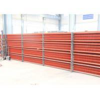 China Boiler Spiral Finned Tubes /  Carbon Steel Heat Exchanger Economiser Tubes on sale