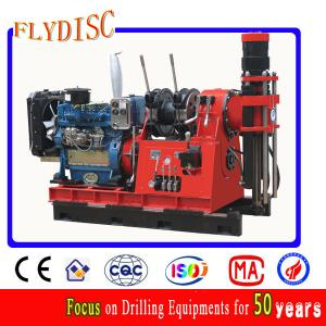 China Geothermal drilling rig HGY-650 on sale