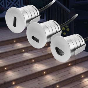 Quality 12V Low Voltage IP67 Mini Indoor U0026amp; Outdoor Recessed Led Stair  Lights Step Lights ...