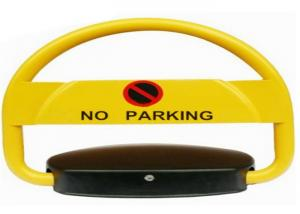 China Powerful Reliable Car Parking Lock , Vehicle Secure Parking Barrier Effectively on sale